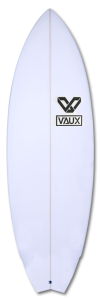 Vaux FetISH Surfboard - Barron Surfboards