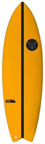 Fush Cyberline Orange