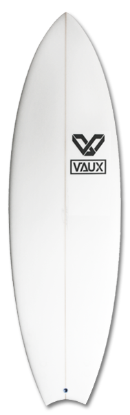 Vaux Howling Moon Surfboard - Barron Surfboards
