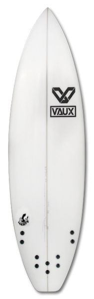 Vaux Kraken Surfboard - Barron Surfboards