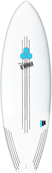 Channel Islands Pod Mod FlexBar - Barron Surfboards