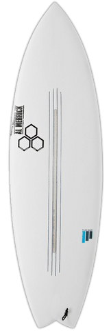 Channel Islands Rocket Wide FlexBar - Barron Surfboards