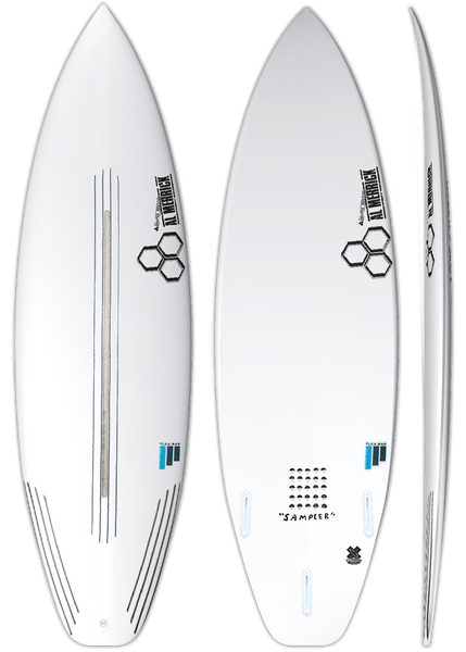 Channel Islands Sampler FlexBar - Barron Surfboards