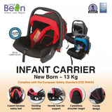 SitSafe Lovely Infant Carrier