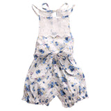 Maya Floral Sunsuit