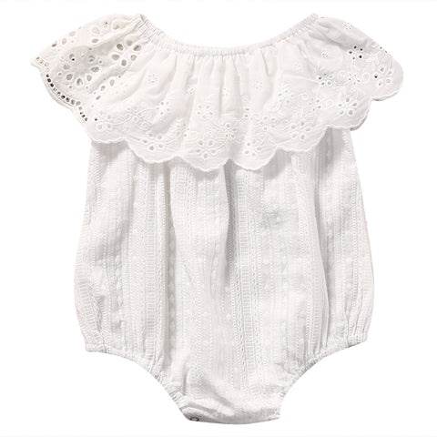Kelsey Lace Sunsuit