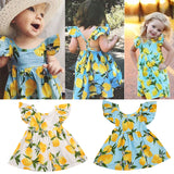 Lemon Lisa Sundress