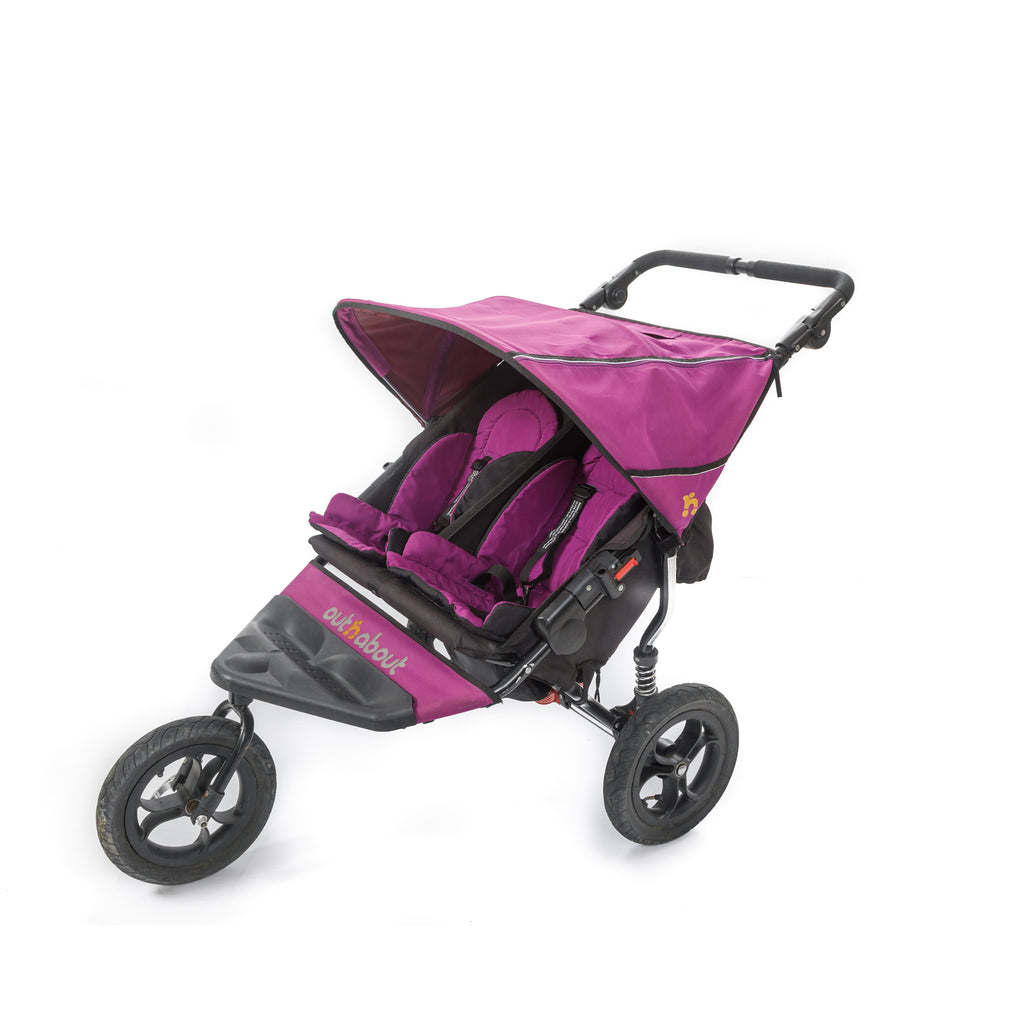 All Terrain Double Buggy