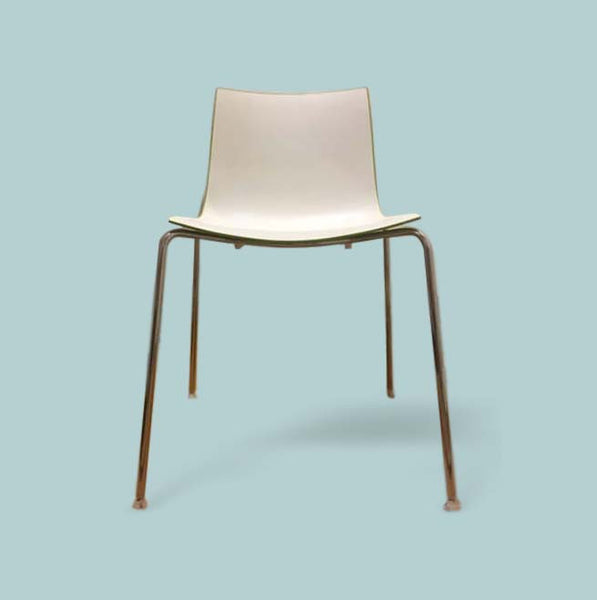 Eco Arper - These chairs are doubly eco-friendly