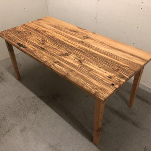 Rustic dining table (reserved)