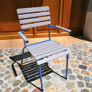 Swiss outdoor chairs