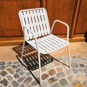 Second Hand Italian outdoor chair Basel