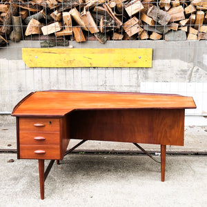 Vintage Danish Desk (reserved)