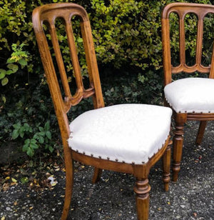 Antique chairs (reserved)