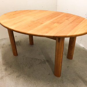 Oval Cherry Table (reserved)
