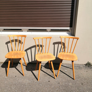 Swiss 'Mikado' Chairs (reserved)