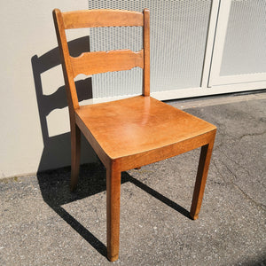 Vintage Swiss Chair