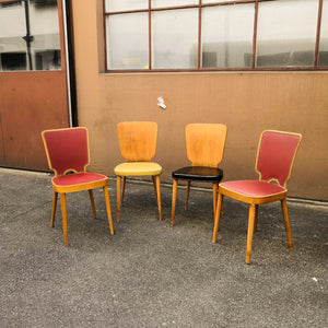 Vintage Rock Chairs