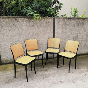Bentwood Cane Chairs