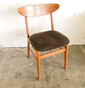 Danish 'smile' chair (reserved)