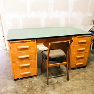 Vintage Manager's Desk (reserved)