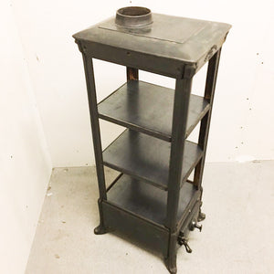 Antique/reclaimed stove shelf
