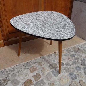 Vintage tripod table (reserved)