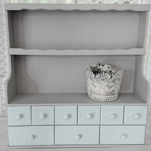 Upcyled jewellery storage