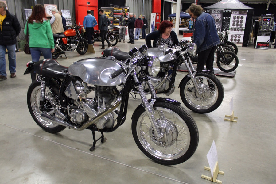 Industry and Supply Outings: Kickback Stoneleigh Motorcycle Show