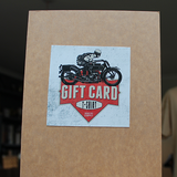 INDUSTRY & SUPPLY UK T-SHIRT GIFT CARD