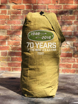 LIMITED EDITION LAND ROVER ARMY SURPLUS KIT BAGS - NEW CONDITION