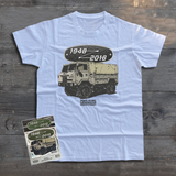 LAND ROVER 70TH BIRTHDAY OTHER T-SHIRT