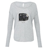 "ZIENNA ""GO WHERE YOUR DREAMS TAKE YOU"" FREEFLOW LONG SLEEVE T-SHIRT"