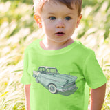 '61 VAUXHALL F TYPE KIDS T-SHIRT