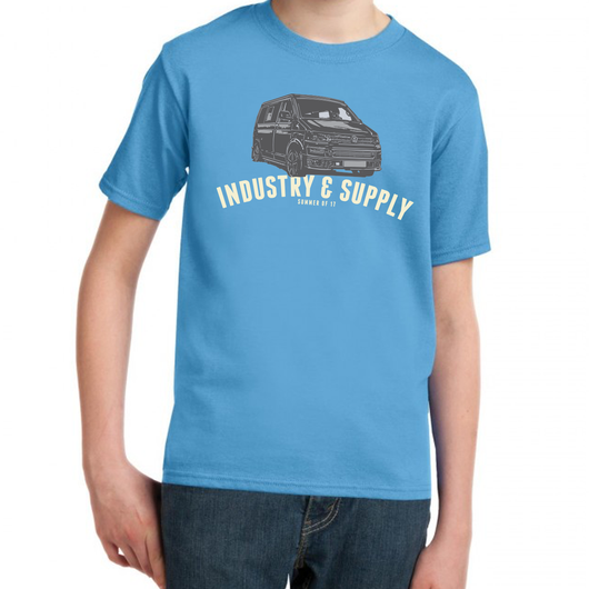 SUMMER OF 17 VW T5 T-SHIRT FOR KIDS