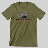 MARK IV TANK KIDS T-SHIRTS