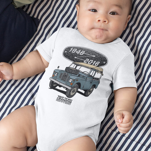 LAND ROVER SERIES 2A BABY GROW