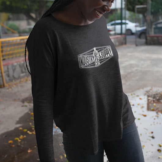 INDUSTRY & SUPPLY UTILITY FREEFLOW LONG SLEEVE T-SHIRT