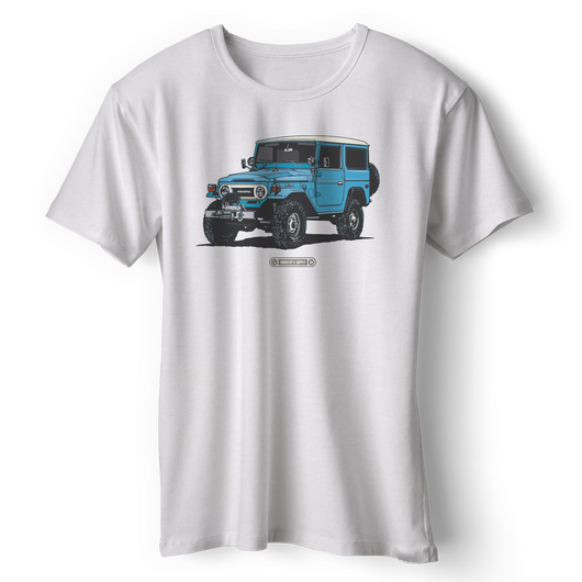 FJ40 LAND CRUISER T-SHIRT