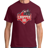 CHOPPER DAD T SHIRT