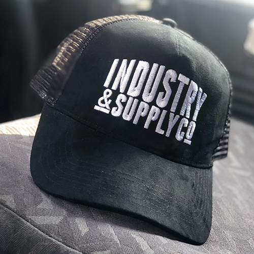 INDUSTRY & SUPPLY TRUCKER HAT