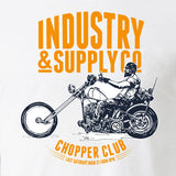 Chopper Club Utility Industry & Supply Design