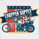 CHOPPER SUPPLY DESIGN