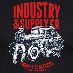 Hotrod 34 Ford Coupe Trackside Services Industry & Supply