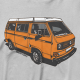 WESTFALIA LONG SLEEVE T-SHIRT