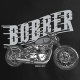 2017 BOBBER T-SHIRT FOR WOMEN