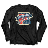 BOBBERS & CHOPPERS BLACK FRIDAY LONG SLEEVE T-SHIRTS