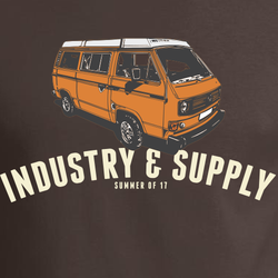 SUMMER OF 17 WESTFALIA T-SHIRT