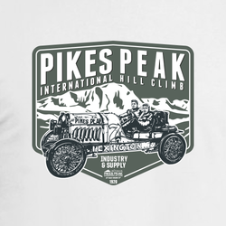PIKES PEAK 1920 LEXINGTON (V1) T-SHIRT