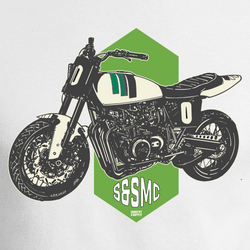 KAWASAKI Z650 TRACKER T-SHIRT FOR KIDS